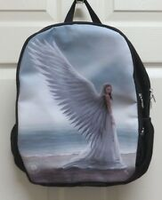 """Anne Stokes """"Spirit Guide"""" Backpack/Rucksack by Nemesis Now New"""