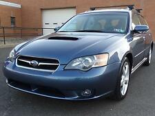 Subaru: Legacy 2.5-GT TURBO LIMITED AWD 4WD WAGON 1-OWNER! 84K MILES!