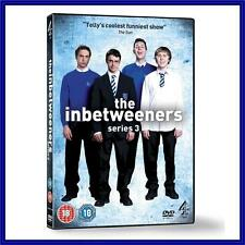THE INBETWEENERS-  COMPLETE SERIES 3 - BRAND NEW DVD