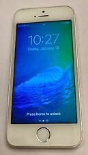 Apple iPhone 5s - 16GB - Silver (T-Mobile) Smartphone