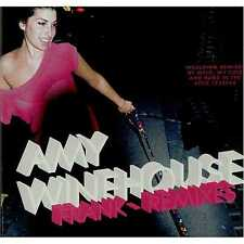 AMY WINEHOUSE, Frank - Remixes VINYL LP Maxi NEW