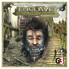 Enclave, Boardgame by G3, New, English & German Rules