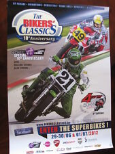 Poster The Bikers' Classics 10th Anniversary 2012 Circuit Spa-Francorchamps