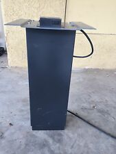 COLUMN  110v VERTICAL 23 - 36 INCH BOAT TABLE ELECTRIC LIFT COLUMN