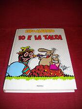 LUPO ALBERTO - IO E LA TALPA - PRIMA EDIZIONE 1992 RIZZOLI CARTONATO