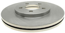 Disc Brake Rotor-Non-Coated Front ACDelco Advantage 18A1213A