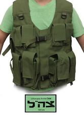 Ultimate Arms Tzahal IDF Israel Defense Forces Military Inspired Tactical Vest