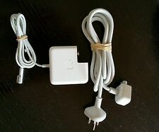 Genuine 45W Apple Magsafe1 AC Power Supply for MacBook Air + Cord Extension