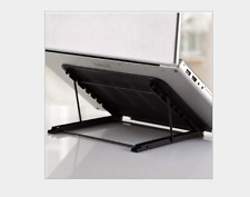Stainless stand foldable Cooling for Laptop Stands for iPad computer holder Rack