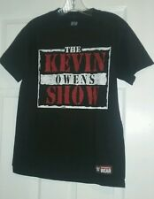 NWT KEVIN OWENS SHOW Small Shirt Wrestling WWE NXT ROH Steen