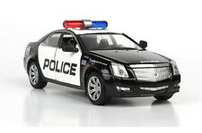 1:32 Cadillac CTS Police Car Die Cast Model Toy Car With Light & Sound