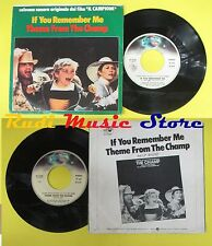LP 45 7'' if you remember me Theme from the champ 1979 italy PLANET no cd mc dvd