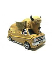 JEREMY FISH'S BISON VAN BURGER EDITION VINYL FIGURE VEHICLE BY 3D RETRO
