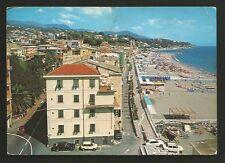AD7753 Savona - Provincia - Celle Ligure - Panorama e Spiaggia