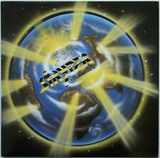 Stryper - The Yellow And Black Attack LP UK 1986   Music For Nations MFN 74