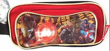 Stylish Marvel Avengers Assemble Age Of Ultron Dual Compartment  Pencil Case NWT