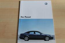 96041) VW Passat Prospekt 05/2003