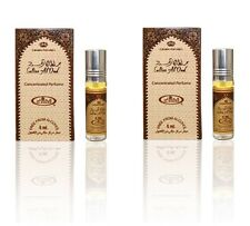 2 Sultan Al Oud 6ml By Al Rehab  6ml Bottle Best Seller Perfume/oil