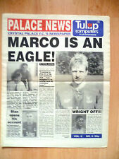 PALACE NEWS- CRYSTAL PALACE F.C.'S NEWSPAPER: MARCO IS AN EAGLE!
