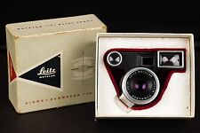 Leica Leitz 35mm f2.8 Summaron SIMWO with Goggles M Mount
