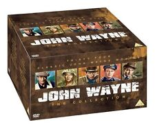 John Wayne DVD Box Set 34 Movies 30 Discs Complete Collection Brand New & Sealed