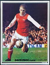 FOOTBALL PLAYER PICTURE DAVID PRICE ARSENAL SHOOT