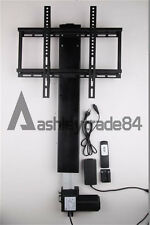 "Automatical 28"" 700mm 100-240V AC TV Lift Mount Bracket & Controller"