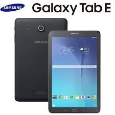 "Brand New Samsung Galaxy Tab E SM-T560 9.6"" Android Tablet 8GB Wi-Fi Black"