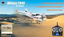 Original New Wltoys F949 2.4G 3CH RC Airplane Fixed Wing Plane Outdoor RTF US