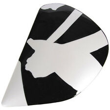 Arai Helmets VECTOR Chaser Side Pods Shield Covers Visor Holders SAMURAI BLACK
