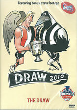 The Draw 2010 AFL Premiership, Collingwood v St Kilda, New & Sealed