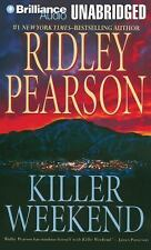 Sun Valley: Killer Weekend 1 by Ridley Pearson (2014, MP3 CD, Unabridged)