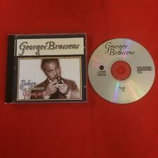 GEORGES BRASSENS J'ADORE LA CHANSON FRANÇAISE CD