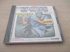 TV SPORTS FOOTBALL PC ENGINE BRAND NEW JAPAN IMPORT FACTORY SEALED!