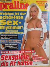 PRALINE 29 - 10.7. 1997 Freizeit- & Erotikmagazin Sexspiele