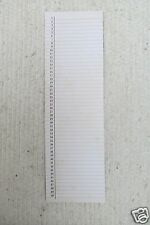 CLEAN NEW INDEX CARD FOR MAGIC LANTERN SLIDE BOXES 1-50 & 51-100 ON REVERSE
