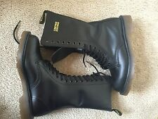Dr. Martens Men's 1914 LIMITED EDITION  Black US 8 EU 41 UK 7 RARE