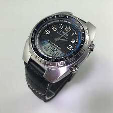 Casio Pathfinder  Fishing Timer, Moon Phase Data Watch AMW700B-1AV