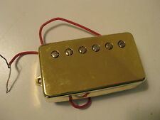 Golden Epiphone Neck Guitar Pickup for Your Project / Repair