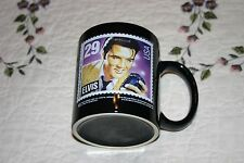 1992 Elvis Presley Commemorative Postage Stamp Coffee Mug