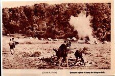 1947  --  CAMP SCOUT DE CRECY EN BRIE  B830   SCOUTISME