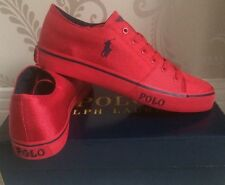 BNIB MENS POLO RALPH LAUREN CROFTON-NE SHOES/TRAINERS/SNEAKERS SIZE 9
