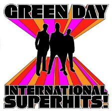 Green Day International Superhits CD NEW SEALED 2001
