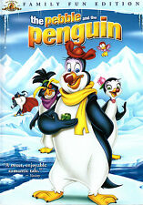 """""""The Pebble and the Penguin"""" (2-DVD set 2007) animated movie release kids family"""