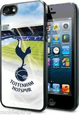 inToro Official Spurs Tottenham FC 3D Hard Case for Apple iPhone 5 5S SE