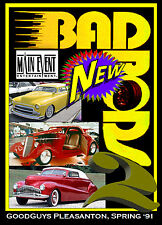 Street Rods, BAD RODS 2, A Hot Rod Experience, a Main Event Entertainment DVD