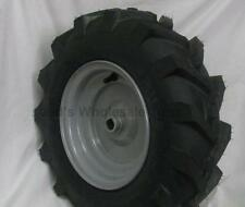 1) 480-8 4.80/4.00-8 Garden Tiller TIRE RIM WHEEL ASSEMBLY 88134 Right Hand 4ply