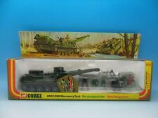 CORGI MILITARY AMX30D RECOVERY TANK  SET 908 MINT BOXED