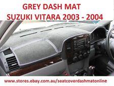 GREY DASH MAT, DASHMAT, DASHBOARD COVER FIT SUZUKI VITARA 2003 - 2004