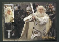 NZ MK HERR DER RINGE / LORD OF THE RINGS GANDALF CARTE MAXIMUM CARD MC CM m123